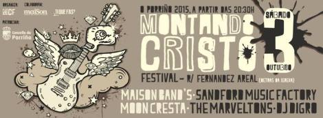 Cartel Montando Cristo Festival 2015